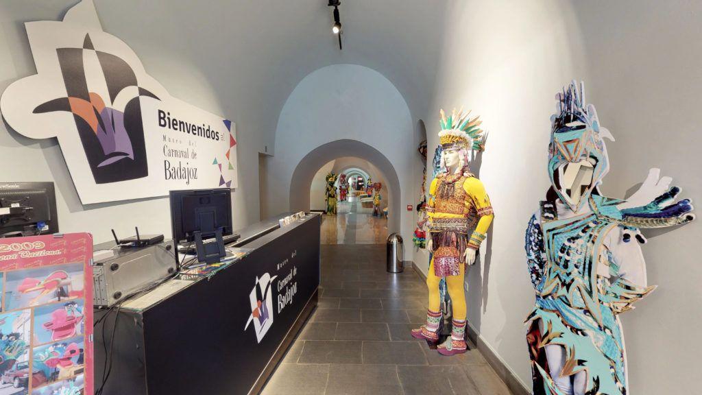 Tour Virtual Museo del Carnaval de Badajoz